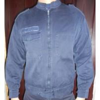 Легкая куртка, Франция, синяя, б/у
