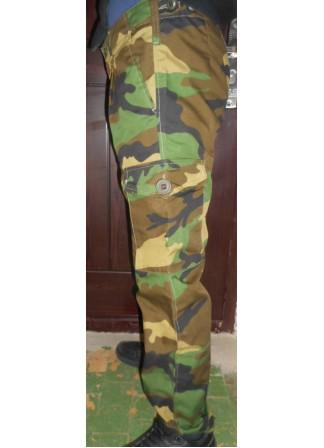 Брюки полевые, trouser combat lightweight woodland