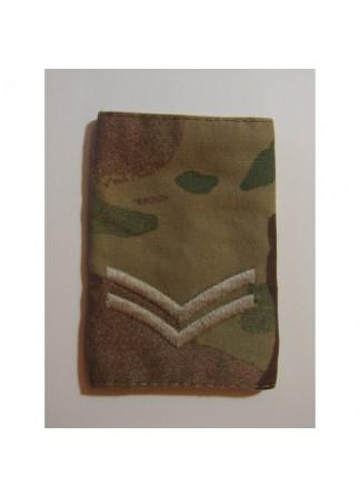 Погон, Англия, Капрал / Corporal, MTP, б/у
