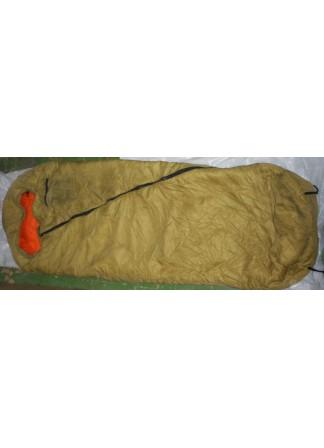 Спальный мешок, Чехия, нового образца, зимний, как новый