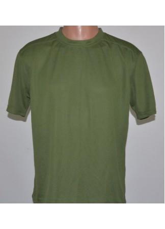 Термофутболка, Англия, Coolmax, зеленая, б/у , 2 сорт