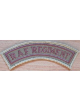 Нашивка, Англия, новая, RAF REGIMENT